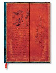 Notatnik Embellished Manuscripts Lewis Carroll, Alice in Wonderland Ultra,